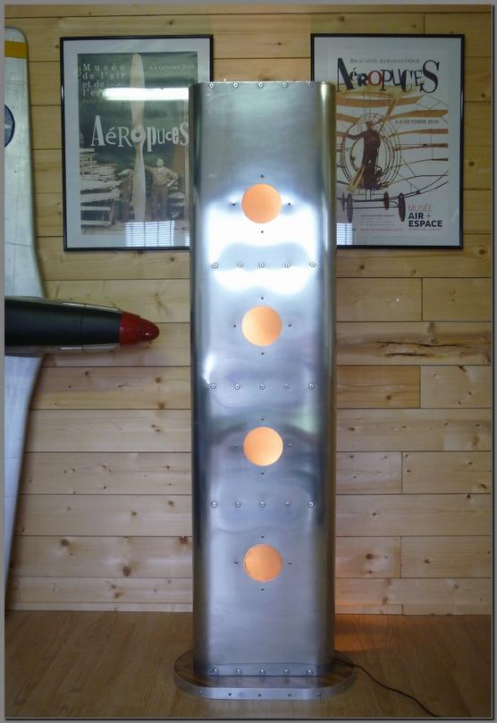Luminaire colonne 1.60